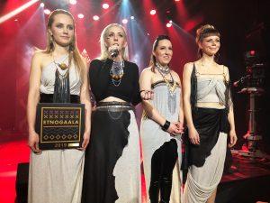 Vuoden kansainvälistyjä palkintopuhe, ETNOGAALA2019 © Teemu Fiilin
